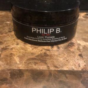 Other - Philip B Lovin pomade 2oz